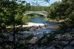 Carron Bridge and Bridge Pool, River Spey