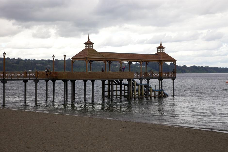 Pier at Frutillar