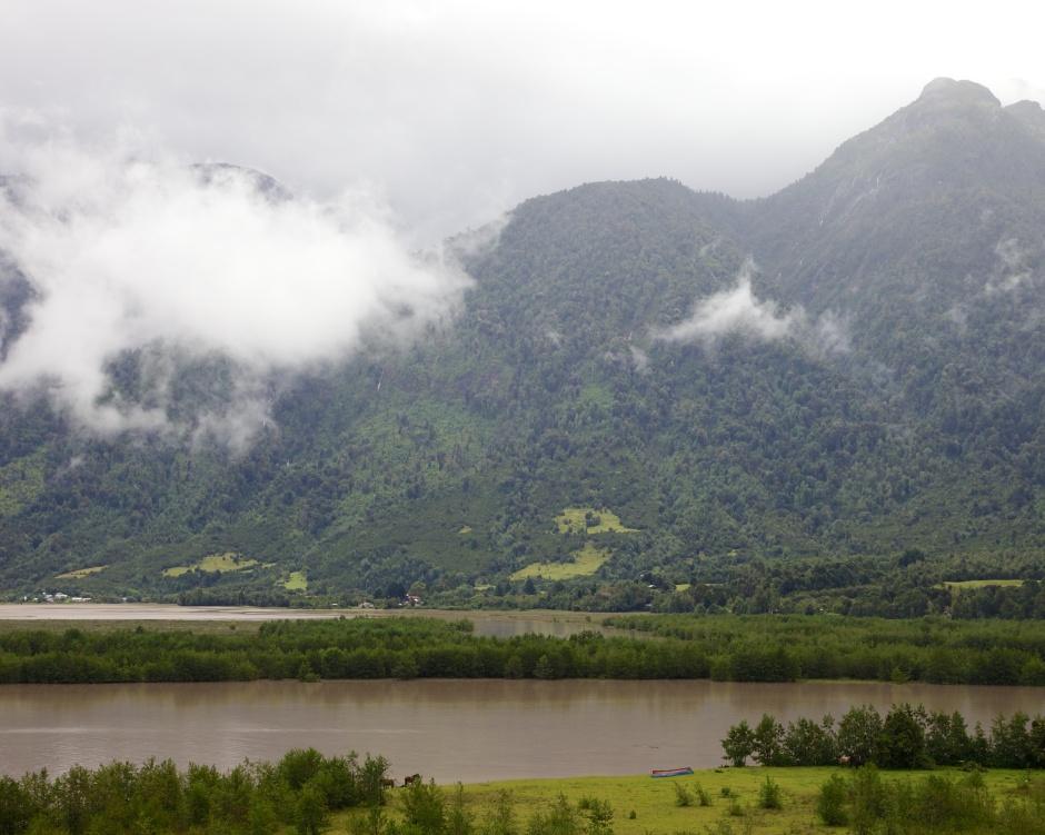 The Estuario Reloncavi