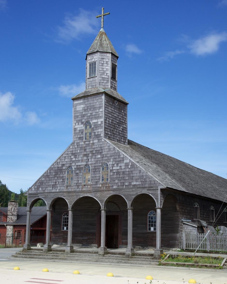 Iglesia Santa Maria de Loreto, Achao