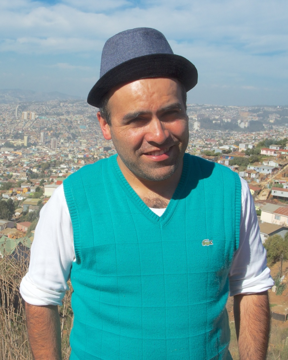 Gonzalo Lara, chef and anti-tour leader