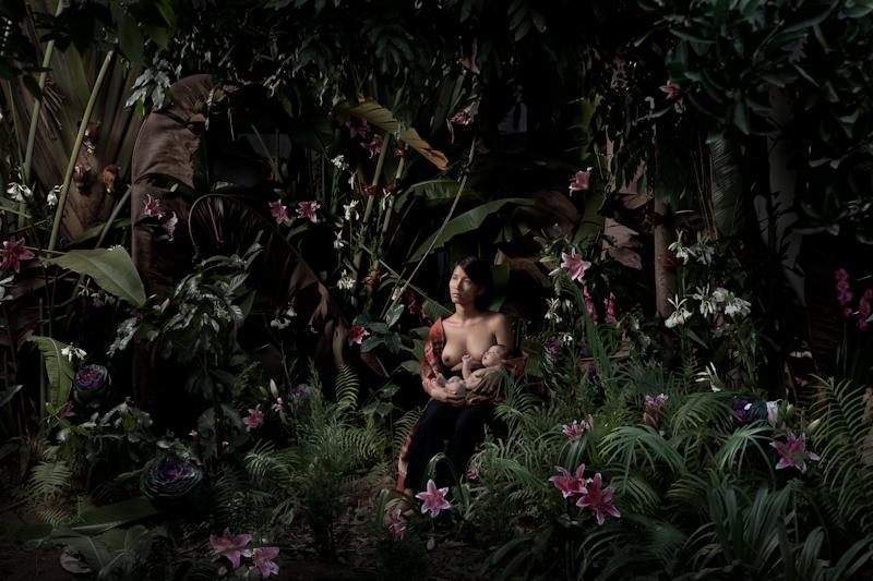Adieux au Jardin Indochine ©Jamie Maxtone-Graham