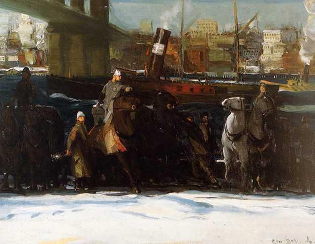 Snow Dumpers, 1911