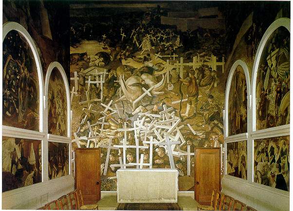 Resurrection ©Estate of Stanley Spencer