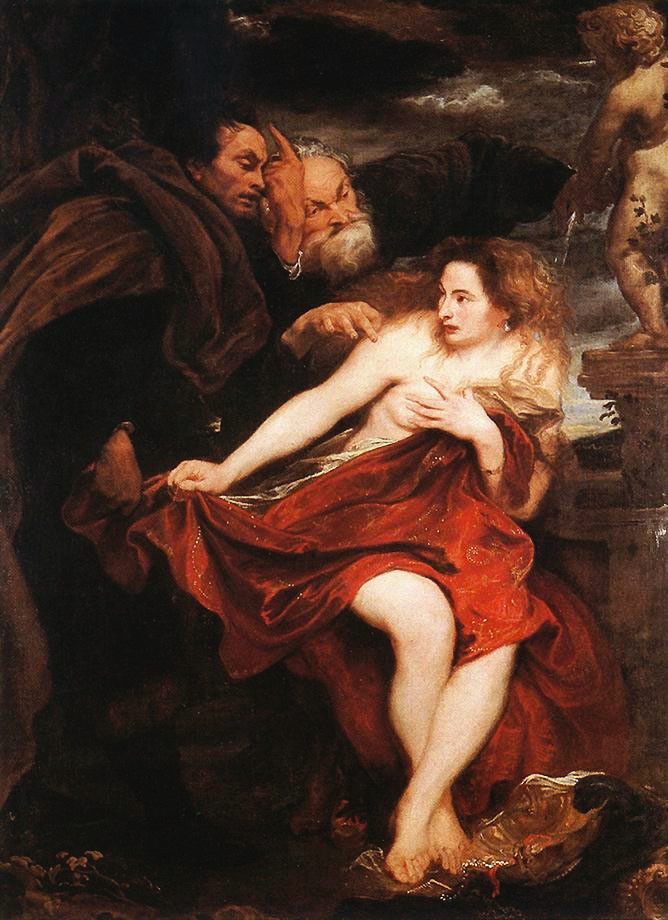 Van Dyke - Susanna and the Elders (1622)