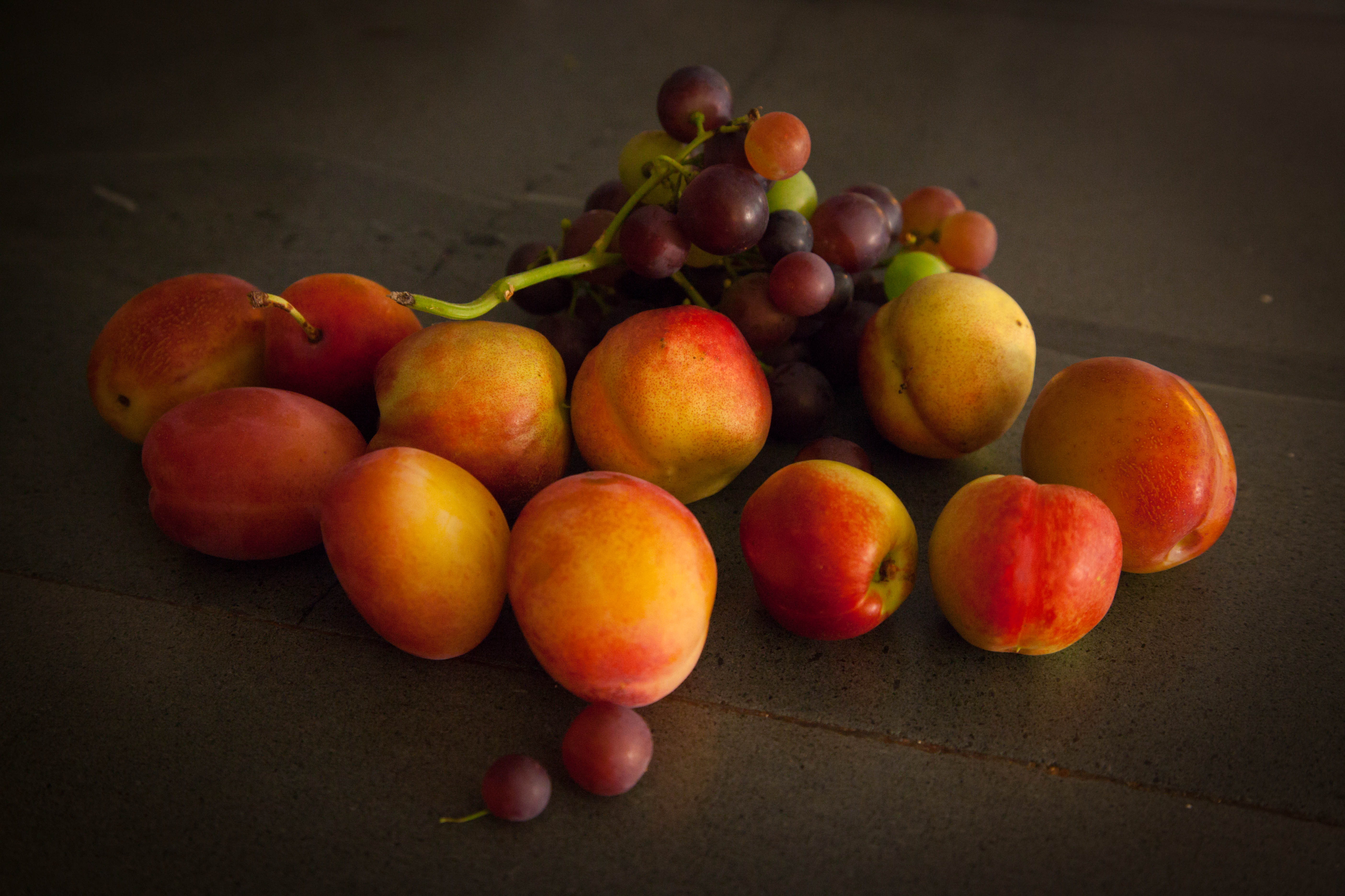 Still life with fruit – Just add pictures