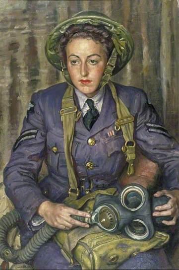 Corporal J. M. Robins, 1941