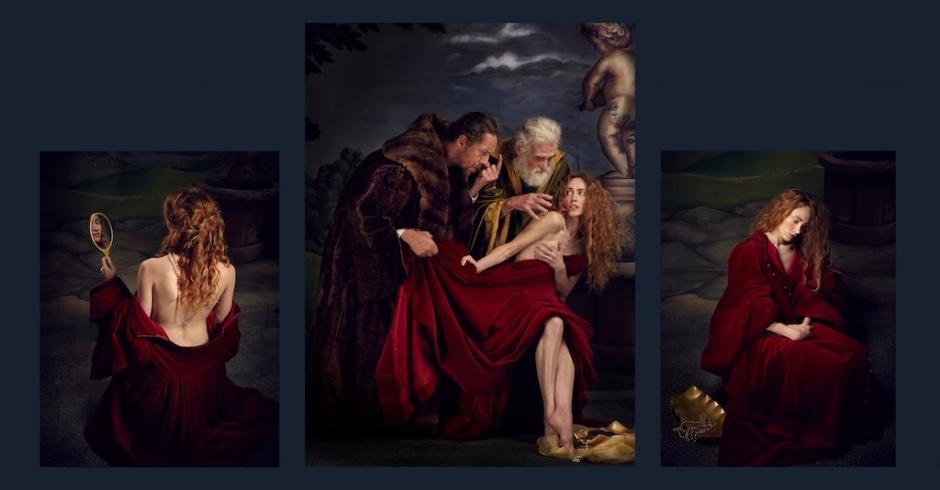 Susannah Triptych