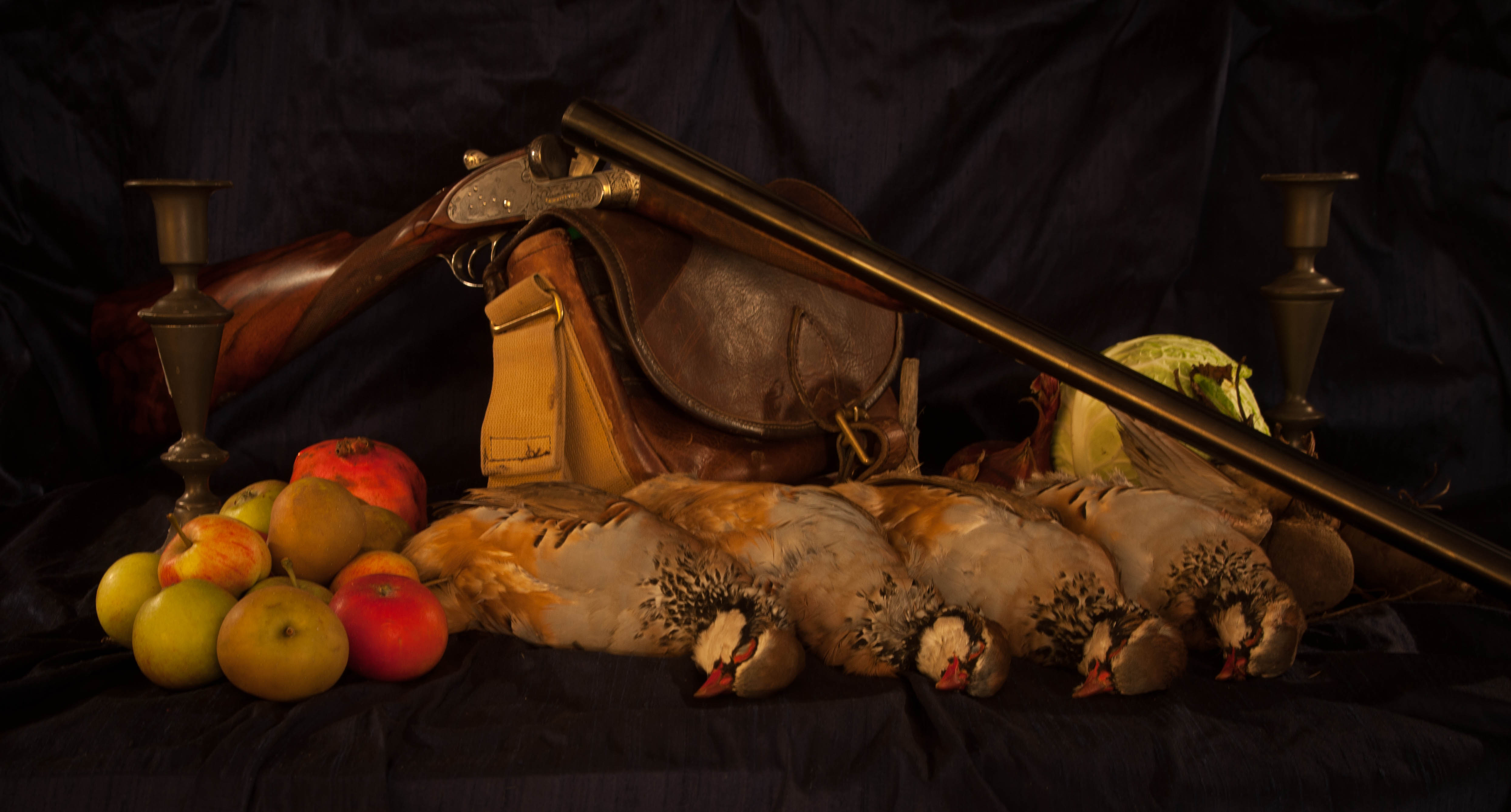 Still Life with Game-4