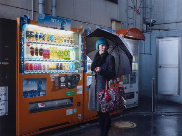 Harajuka, Tokyo, 2013 ©Julia Fullerton-Batten