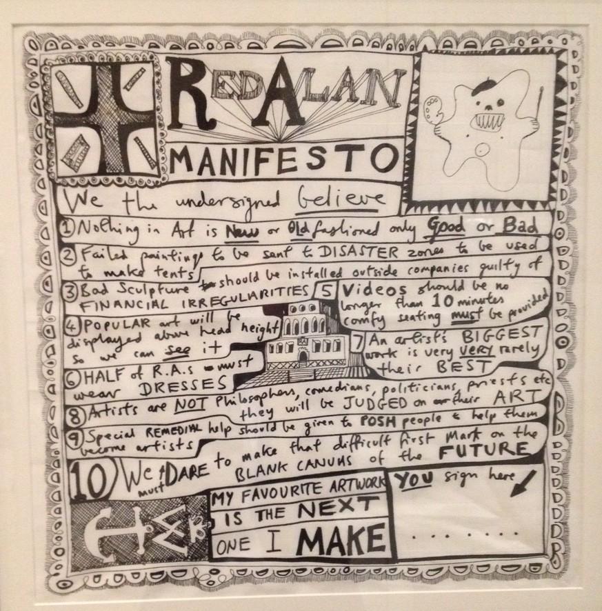 Red Alan Manifesto