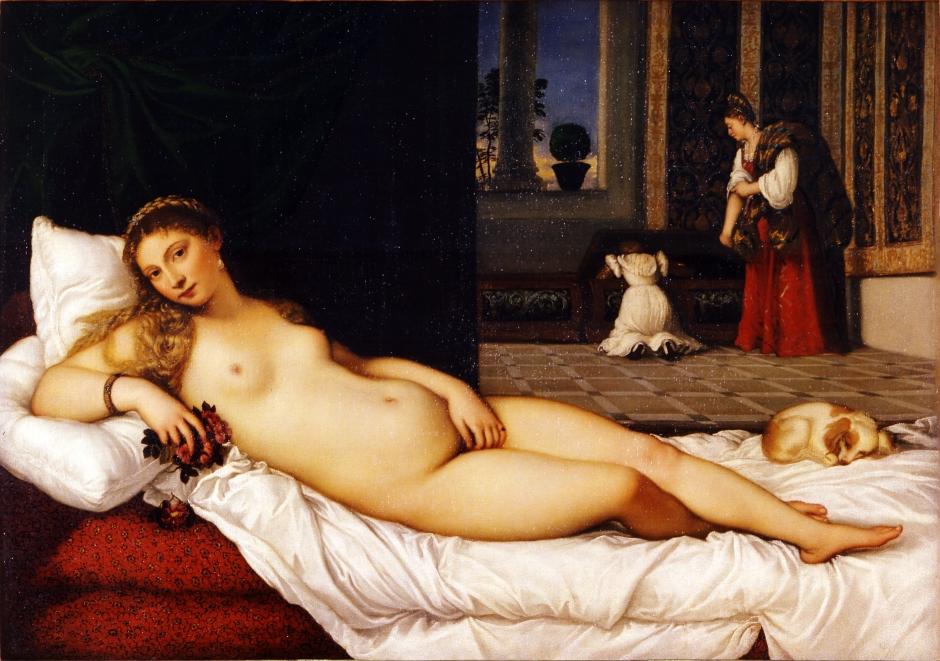 Titian, Venus of Urbino
