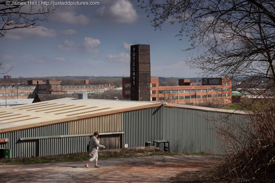 The Potclays site, Stoke-on-Trent