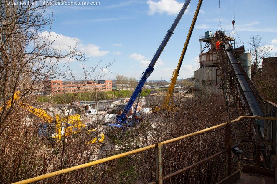 Deconstructing the Cemex plant