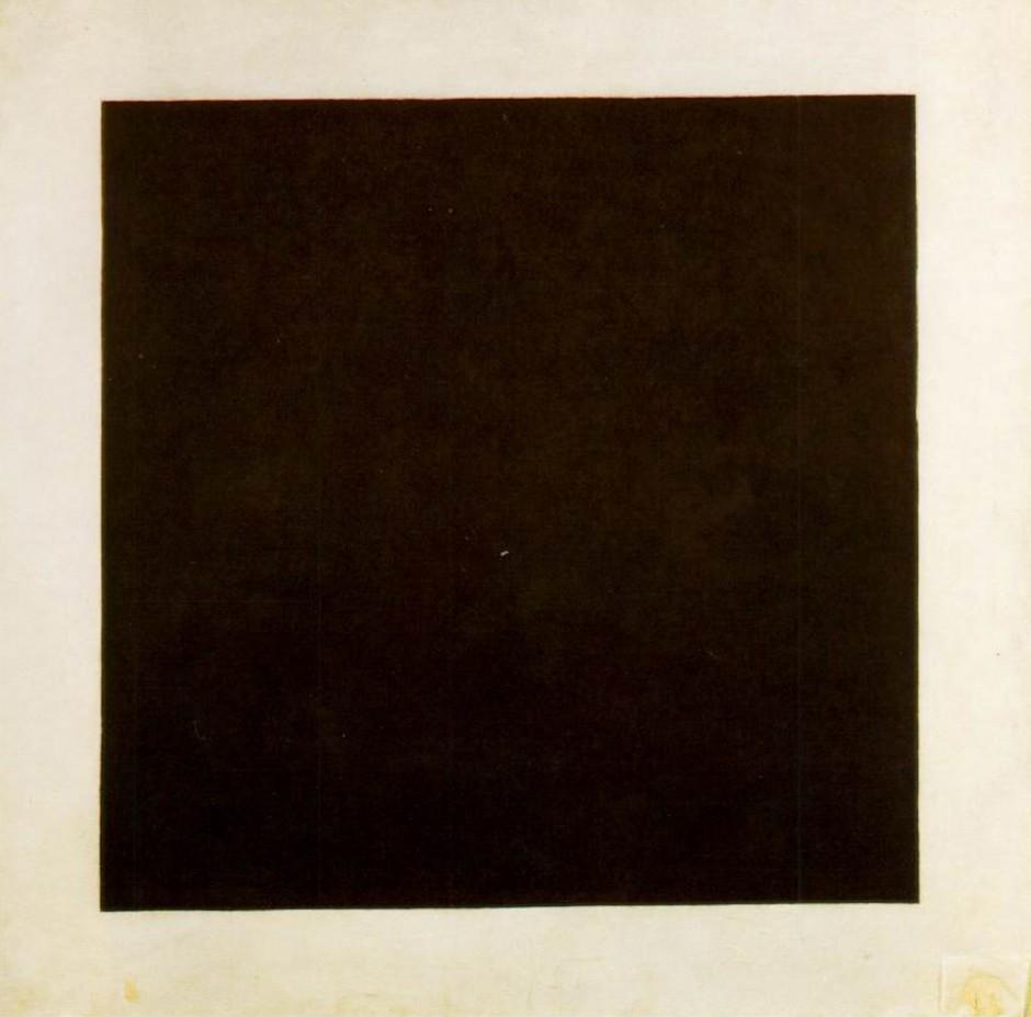 Black Square, Malevich, 1915