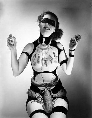 The Dream of Venus, Salvador Dali and Horst, 1939