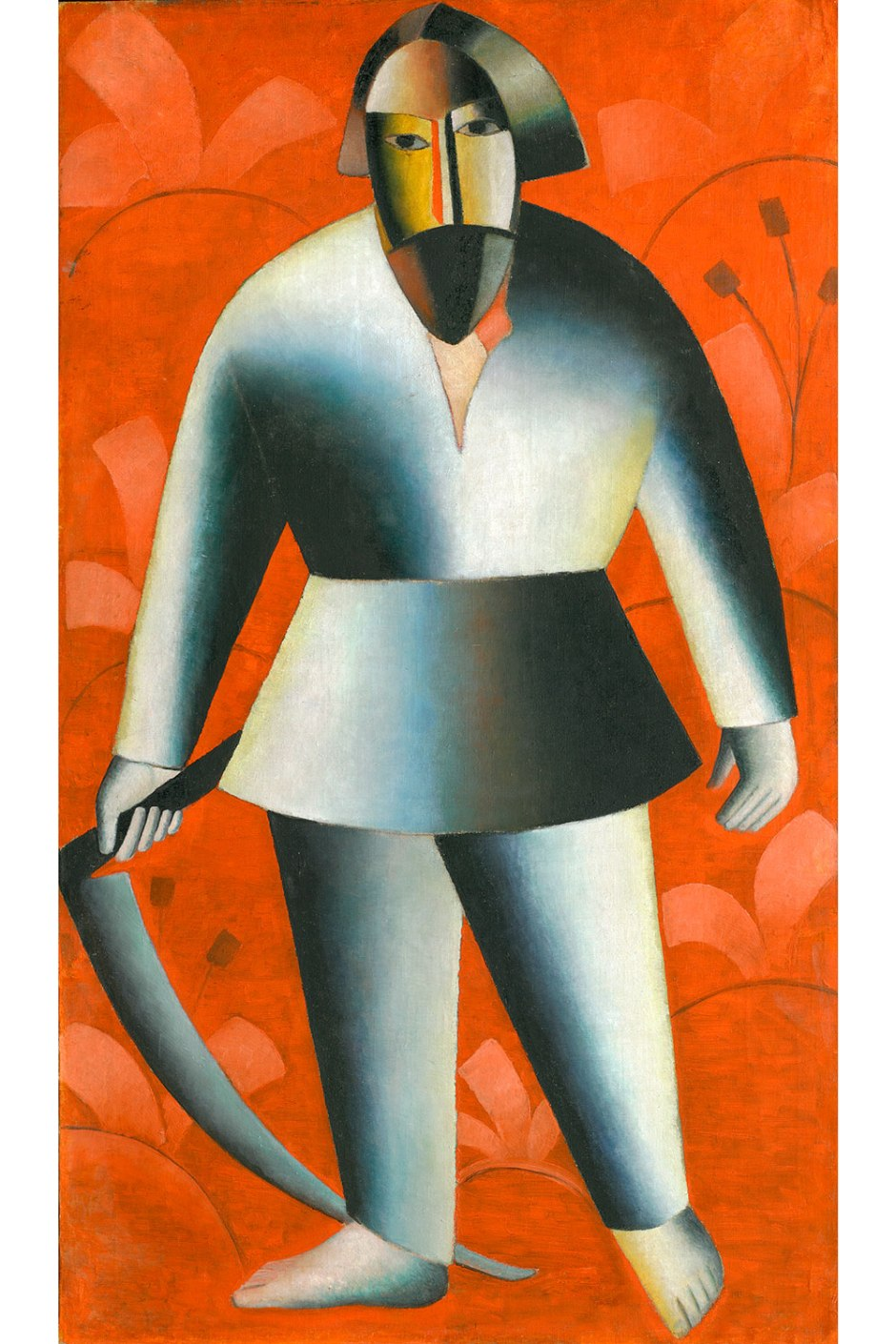 The Scyther, Malevich, 1911-12