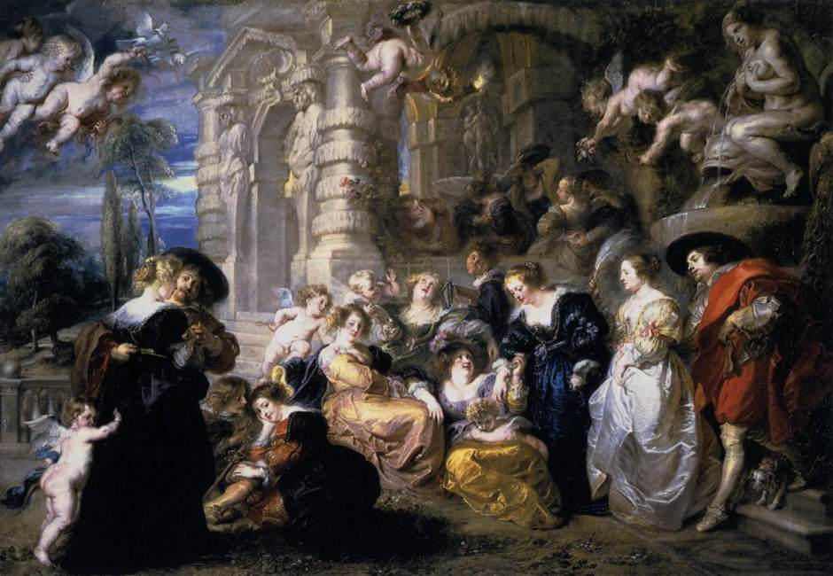 The Garden of Love (c.1635)