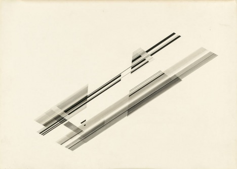Untitled, Nasreen Mohamedi, undated Mohamedi (1937-90) was a pioneer female Indian artist whose work references both Geometric Abstraction and Islamic patterns.