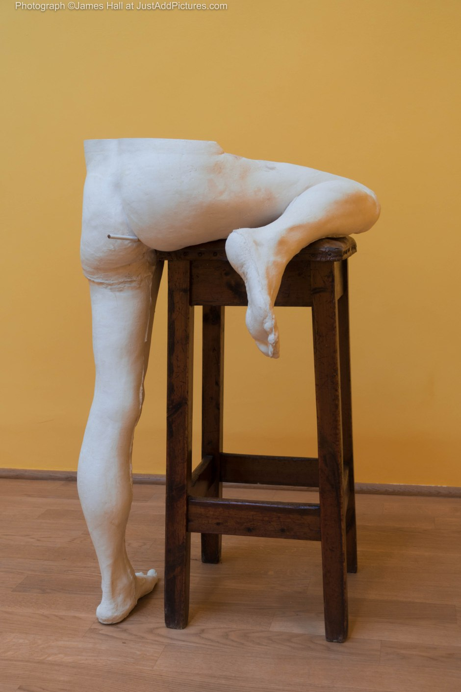 Me Bar Stool, Sarah Lucas