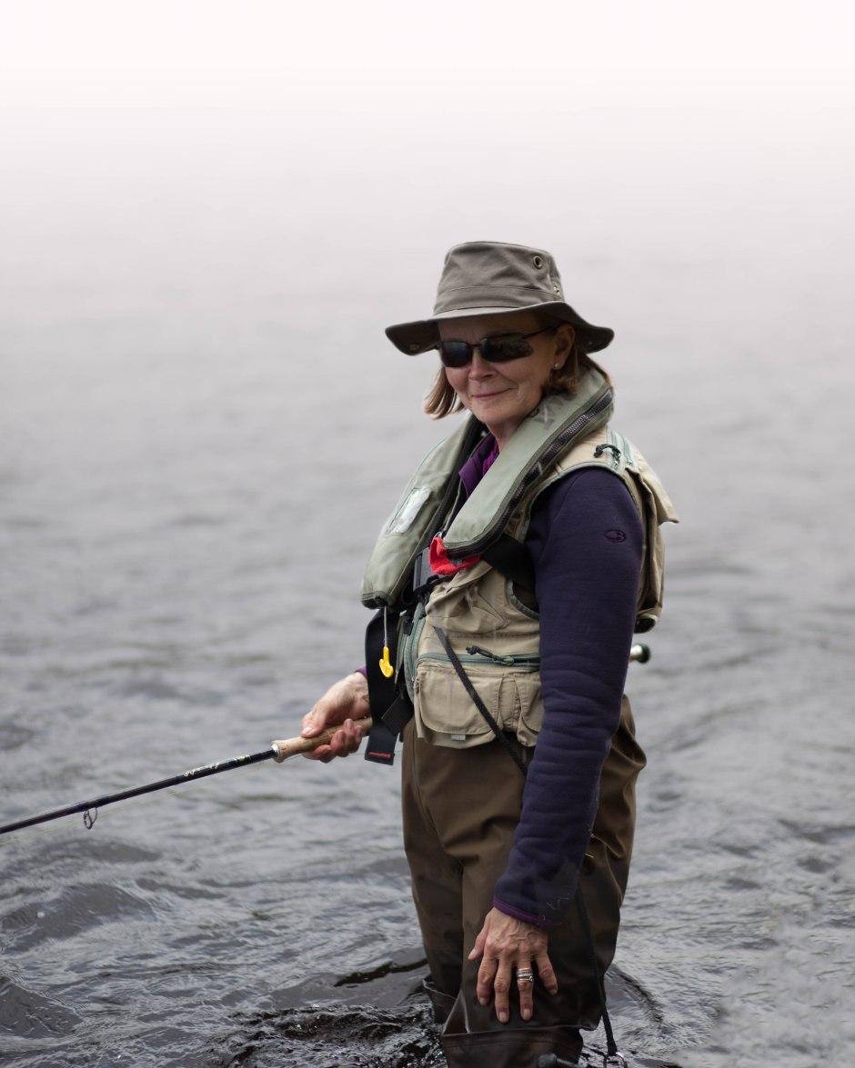 20150725-Carol Fishing