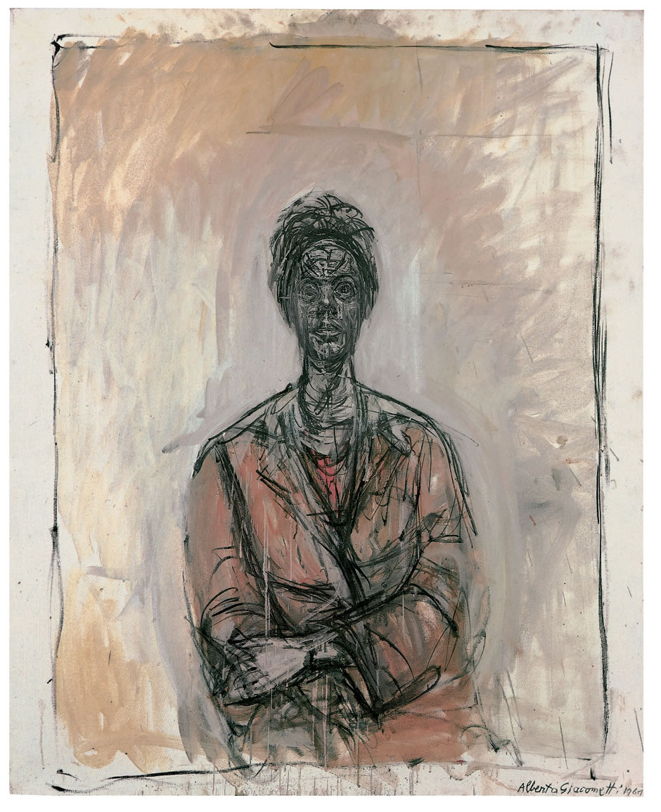 Portrait of Nelda, 1964