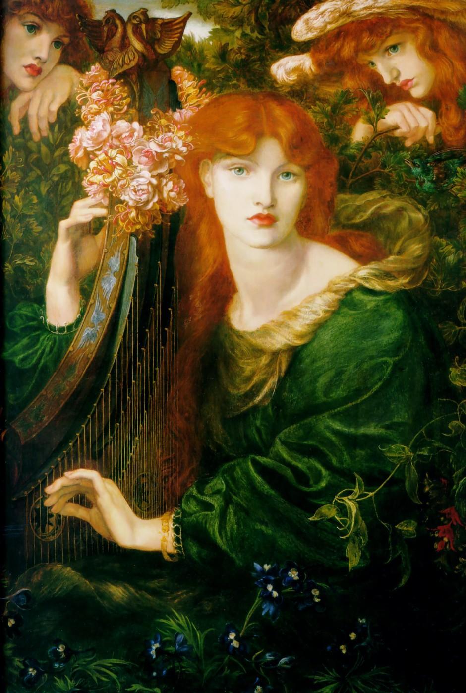 Rossetti,_Dante_Gabriel_-_La_Ghirlandata_-_1871-1874