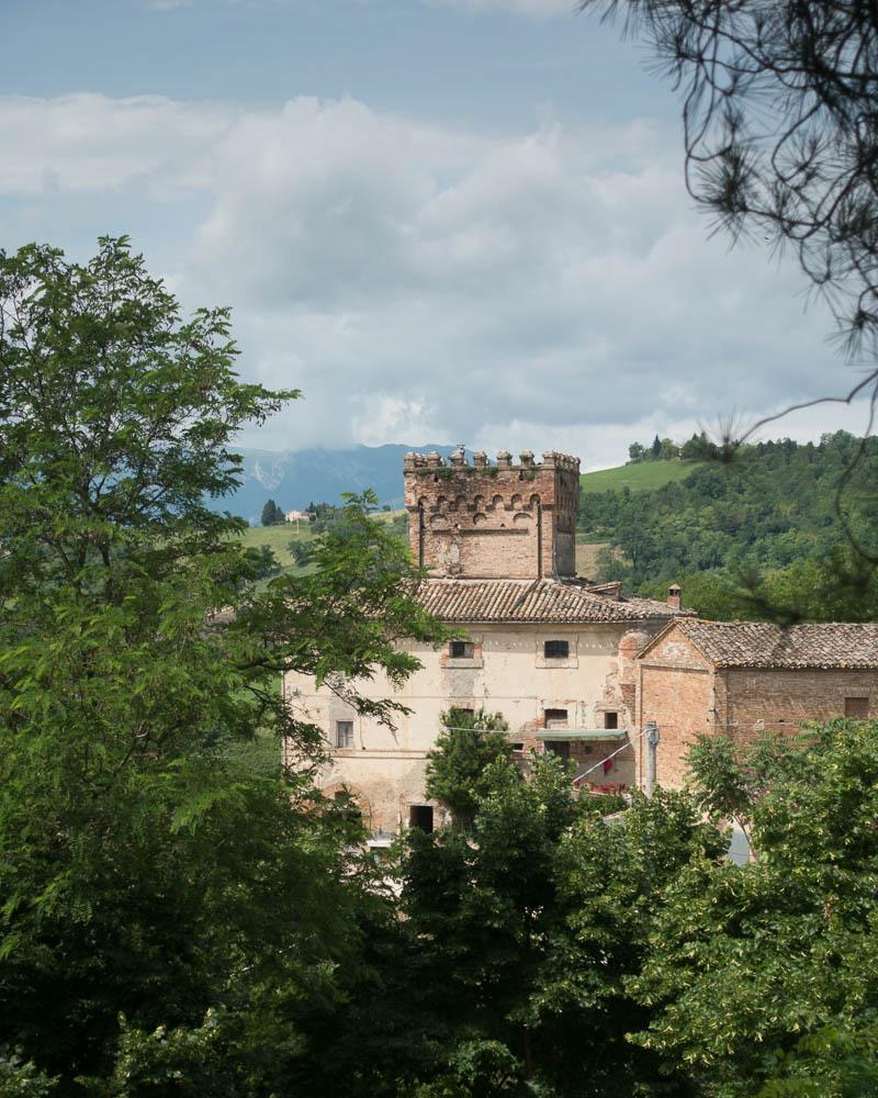 Le Marche-160611- SantAngelo Castle