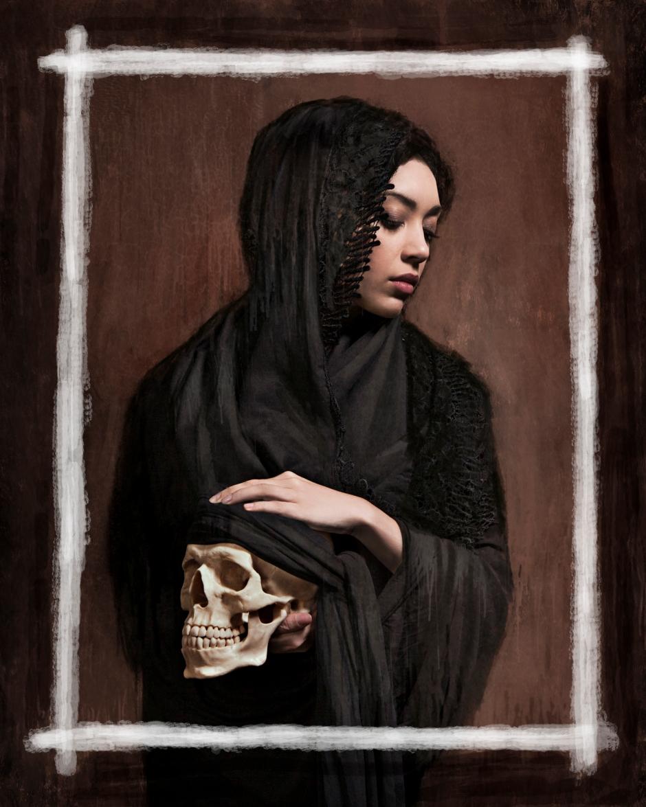 BEHANCE_mantilla_and_skull_2