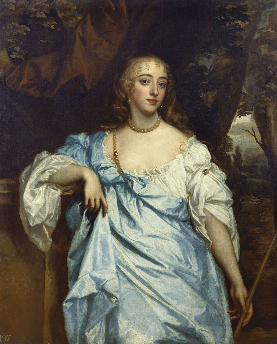 Mary_Bagot,_Countess_of_Falmouth_and_Dorset,_1664,_by_Lely
