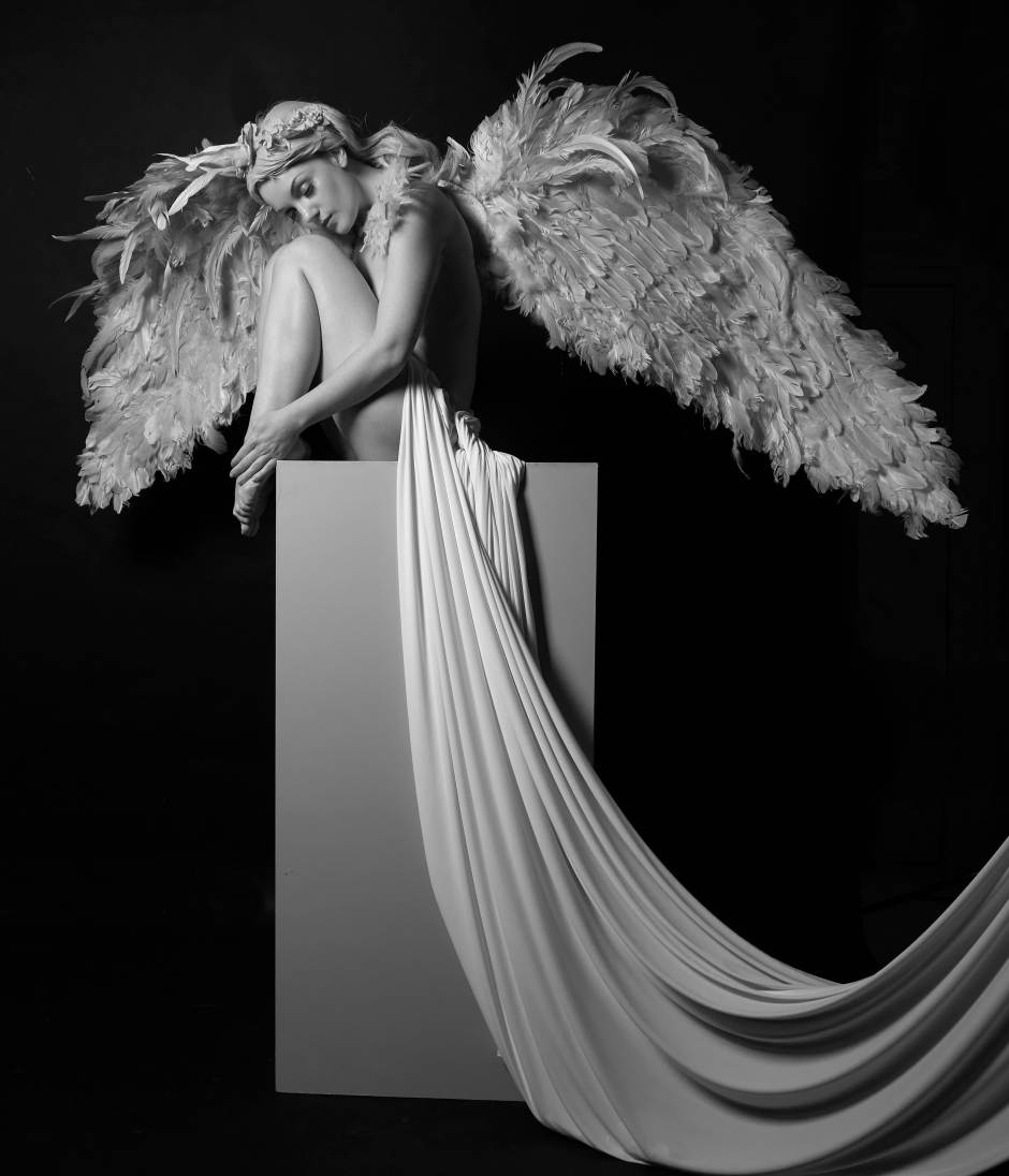 A Pensive Angel - Master