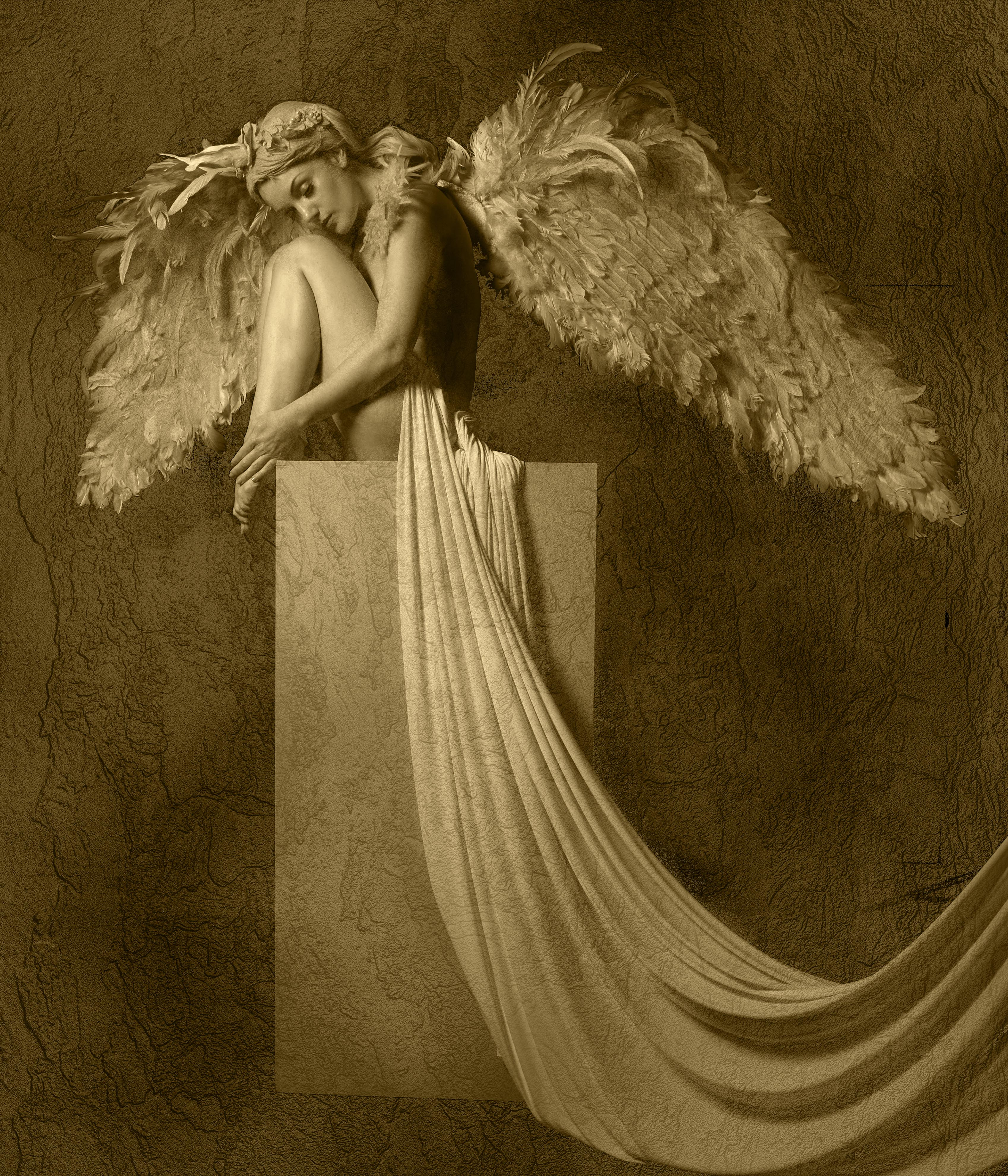 Golden Angel - Master
