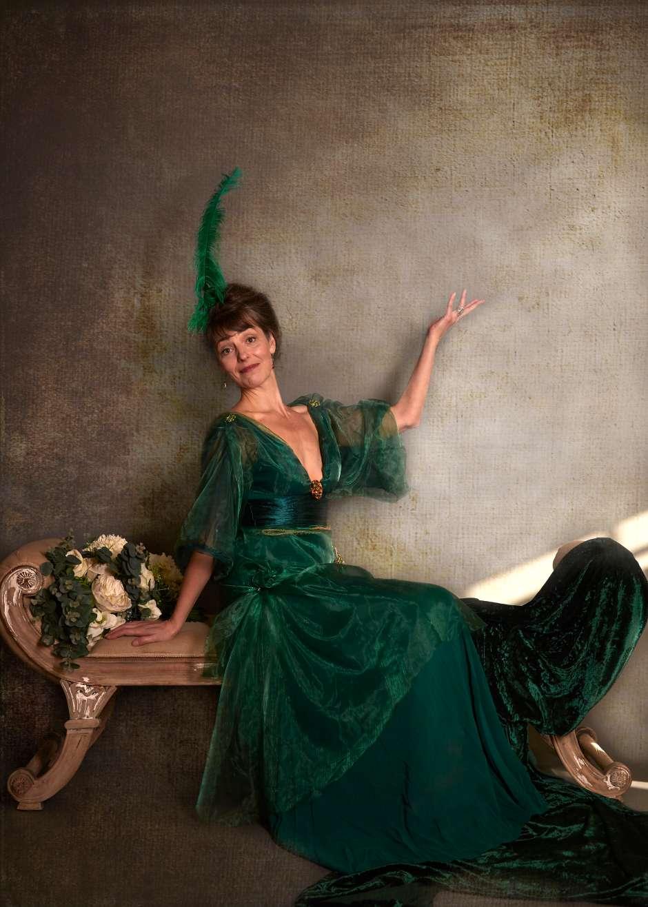 Cordelia Master Green