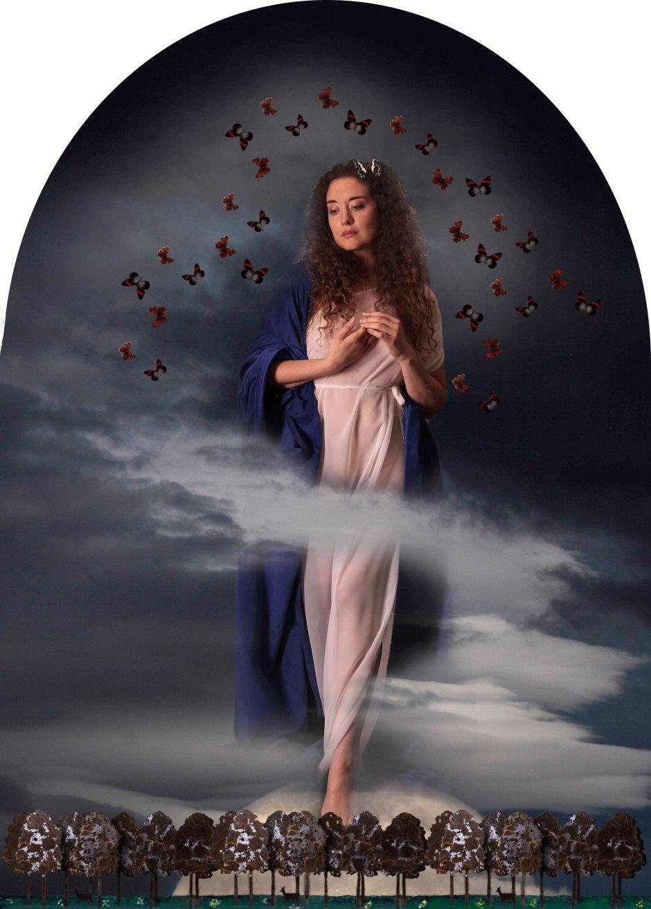 butterfly goddess master